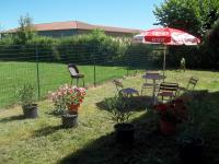 Appartement T2 avec jardin