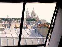 Vaste appartement vue imprenable sur le Sacré-Coeur