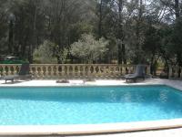 Chambre d'hôtes 2 personnes Provence piscine, tennis, pétanque
