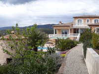 Exclusive villa with pool in the hillsides of Frejus/St. Raphael (Nice, St. Tropez)